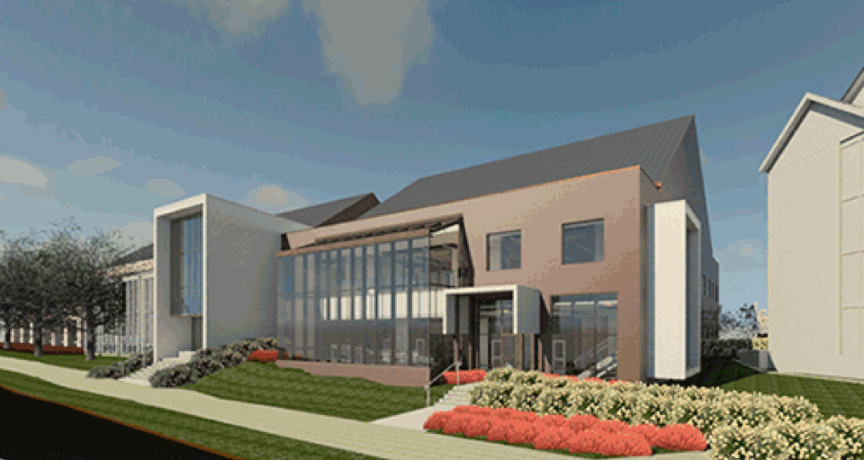 University of Arkansas Health Center BIM Collaboration