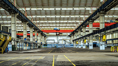 Digital Twin Facility Asset Management