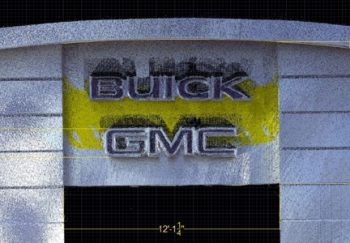 Multi-site-Retail-Program-GMC-Automotive-Laser-Scan