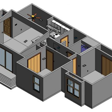 Apartment Unit Model