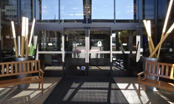 Asbuilt Survey Hotel Entry