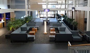 Asbuilt Survey Hotel Lobby