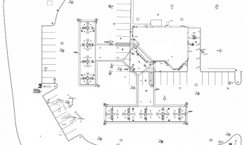 Convenience Store Site Plan