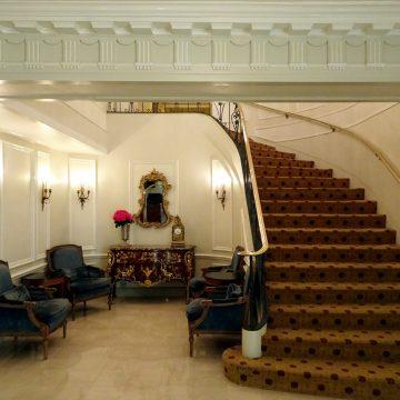 Hospitality Survey Boston Lobby
