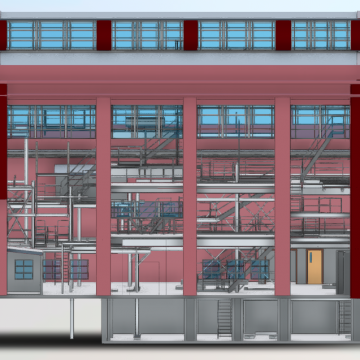 Industrial Model Glycerin Plant