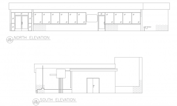 Retail-Asbuilts-Travel-Center-Elevations