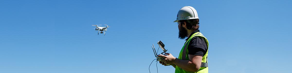 UAV Technical Surveys