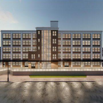 Conwood- Building Rendering