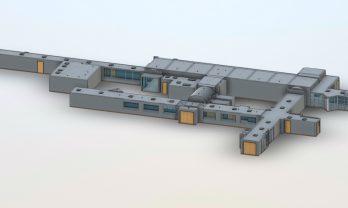 Hospital Revit Model