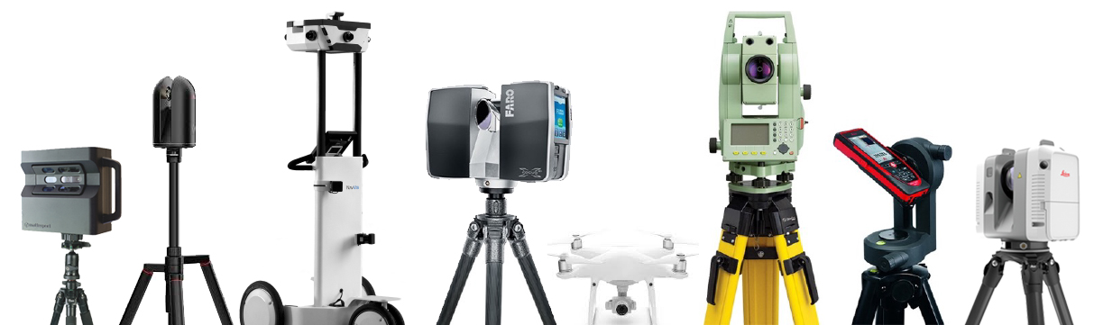 SURVEY AND SCANNING EQUIPMENT